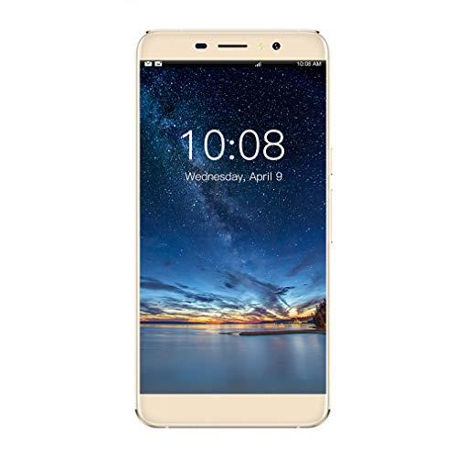 Ulefone S8 Pro - 4G Smartphone ohne Vertrag 5.3 Zoll, Android 7.0, Dual rear Kamera, dual Blitzlichter, 2GB RAM 16GB ROM, 1280 x 720 pixel, Quad Core 1.25GHz, dual Sim, Fingerabdruck Golden