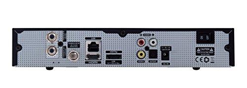 Xtrend ET 7500 Linux Satelliten-Receiver (1080p, HDMI, HbbTV, 2x DVB-S2, USB)