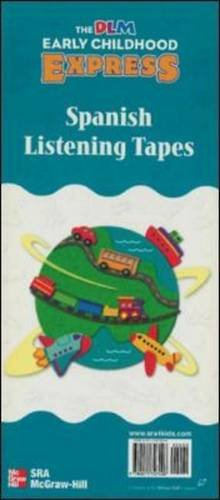 Spanish Listening Library - Audiocassette Package (18 tapes) (DLM EARLY CHILDHOOD EXPRESS)