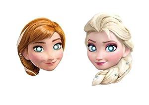 Frozen - 6 caretas (Verbetena 014001260)