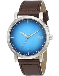 Gully by Timex Street Analog Blue Dial Men's Watch-TWEG15436