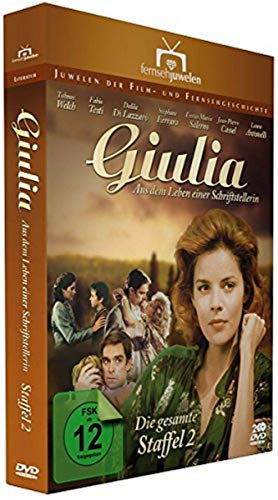 Giulia - Aus dem Leben einer Schriftstellerin (Zweite Staffel) - Fernsehjuwelen [2 DVDs]