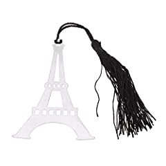 Idea Regalo - Vanpower il torre Eiffel segnalibro in metallo wedding Birthday Valentine Day Gift