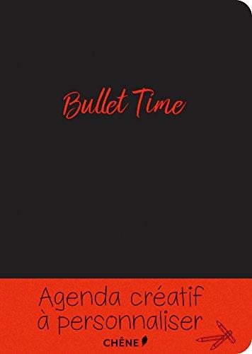 Bullet Time: Agenda créatif à personnaliser