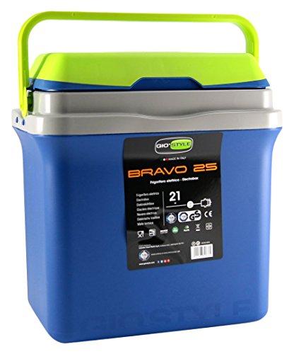 Giostyle Bravo 25 Frigo Elettrico Blu