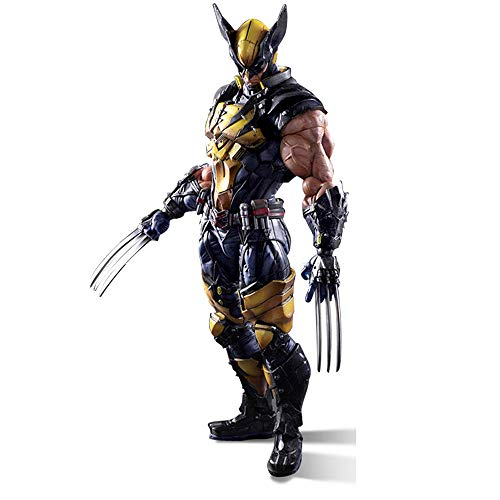 Wolverine Hand Modell Modell Joint Movable X Polizei Ornamente Puppe Wolf Onkel Spielzeug