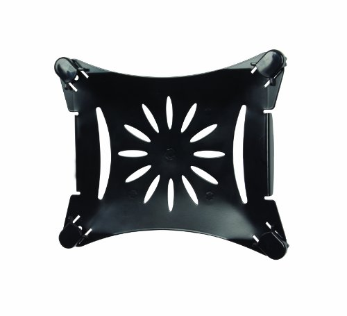 b-tech-bt7509-tablet-mount-for-use-with-vesa-75-100-interfaces-in-black