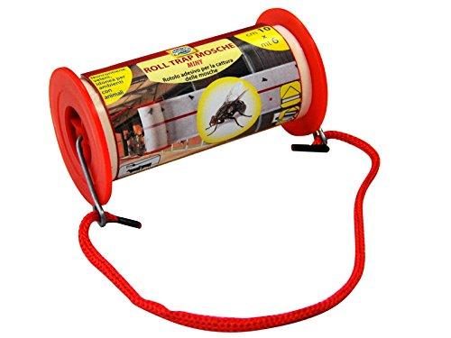 Rouleau adhésif anti-mouches 7,5 m