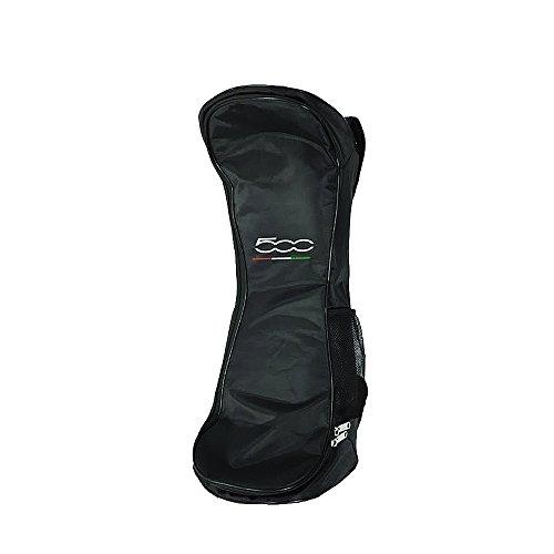 """Fiat Zaino per Hoverboard FIAT500F500-backbagk Nero, per Modello 6.5\"""""""