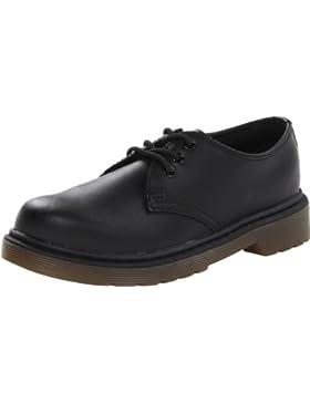 Dr Martens Everley - Zapatos de Cordones de cuero Infantil
