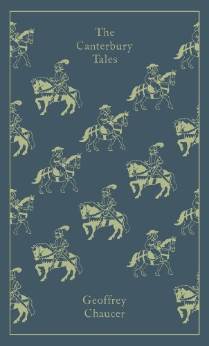 The Canterbury Tales - Clothbound Classics (Penguin Clothbound Classics)