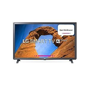 LG 80 cm (32 inches) 32LK616BPTB HD Ready LED Smart TV (Black)