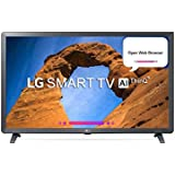 LG 80 cm (32 Inches) HD Ready LED Smart TV 32LK616BPTB (Black) (2018 Model)