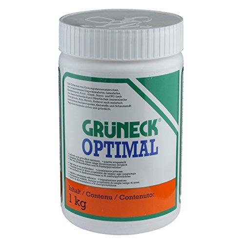 Grüneck Optimal, Fassadenabbeizer / 1 kg