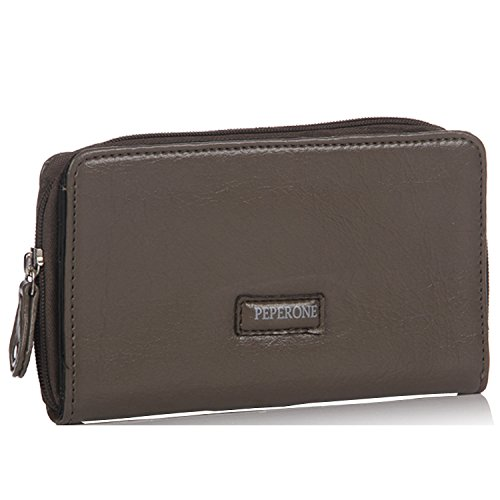 Peperone Women's Wallet (Mud)  available at amazon for Rs.528