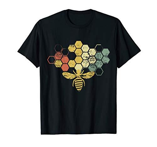 Vintage Imker-Shirt, Honey Bee T-Shirt T-Shirt