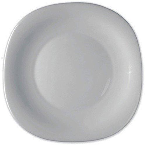 BORMIOLI ROCCO Parme 6 Assiettes, blanc, assiettes