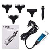 KEMEI Tondeuse à Cheveux électrique Avec Ligne,Rechargeable Tondeuse à Cheveux...