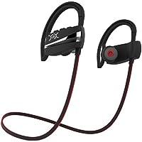 YXwin Auricolare Bluetooth Cuffie Sportive Senza Fili Cuffiette Auto 4.1  Auricolari In Ear Cancellazione Rumore ( 95bf2996b9cc