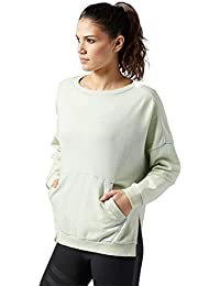 Reebok Favorite Oversized Sweatshirt, Women, Women, Favorite Oversized