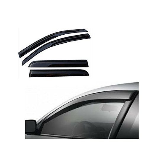 Sitwell Premium Quality Car Rain Guard Door Visor for Maruti Suzuki Swift 2012  available at amazon for Rs.1095