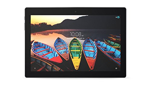 Lenovo Tab3 10 Plus 25,5 cm (10,1 Zoll Full HD IPS Touch) Tablet-PC (Mediatek MT8735, 2GB RAM, 32GB eMCP, LTE, Android 6.0) schwarz