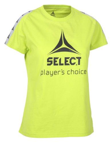 Select T-Shirt Ultimate Damen, L, grün, 6286303444