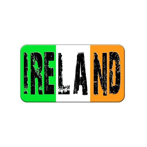 Irland irische Flagge Metall Revers Hat Shirt Handtasche Pin Krawattennadel Pinback