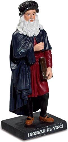 Figur Leonardo da Vinci?15cm Preisvergleich