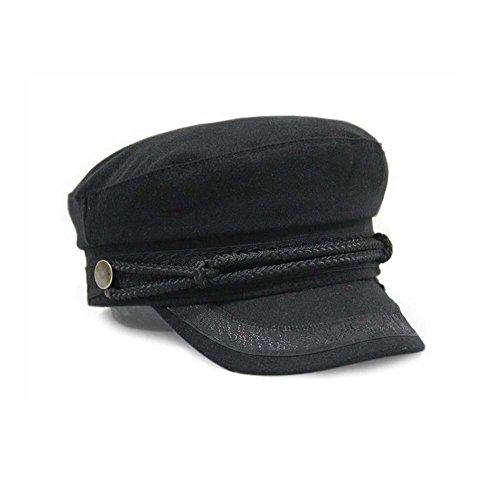 KGM Accessories Damen Schirmmütze schwarz
