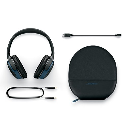 Bose SoundLink Wireless Around-Ear Headphones with Mic (Black) Image 5