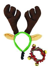 Doggy Things bois et Plaid collier de Noël