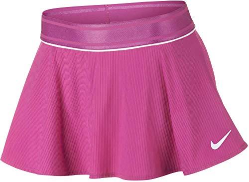 Nike G NkCourt Flouncy Falda, Niñas, Rosa (Active Fuchsia), S
