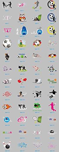 Sporttasche Multi Sport mit Schuhfach und Nassfach individualisierbar mit Namen und Wunschmotiv (limegreen) pink