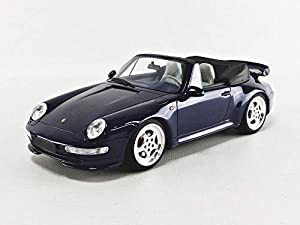 GT Spirit GT257 - Coche en Miniatura, Color Azul