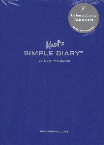 Keel's Simple Diary 1er volume par Philippe Keel
