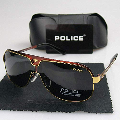 Police Sonnenbrille Modell L2L/QT