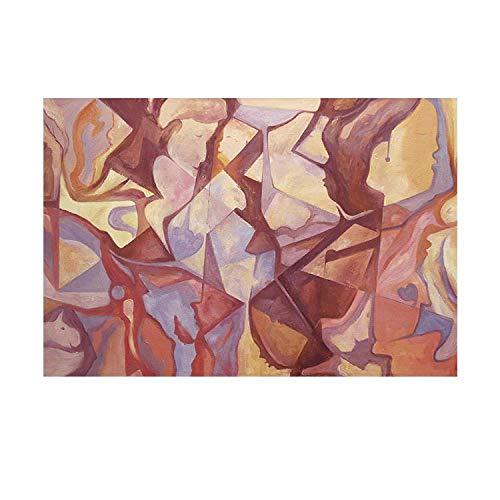 OOFAYWFD Ungeformten 11 Dekorationsmalereien Micro-Spray-Leinwand Drucke Für Home Decor-Geschenk