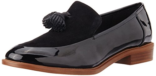 Clarks Women's Taylor Spring Moccasins Black Size: for sale  Delivered anywhere in UK