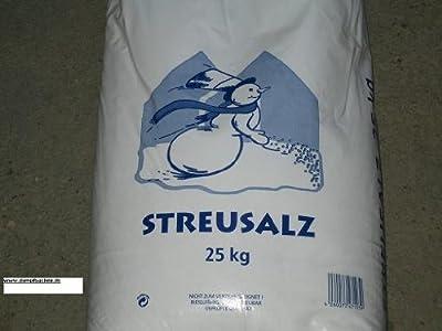 100 Kg Streusalz Auftausalz Glatteis Salz Rieselfaehig