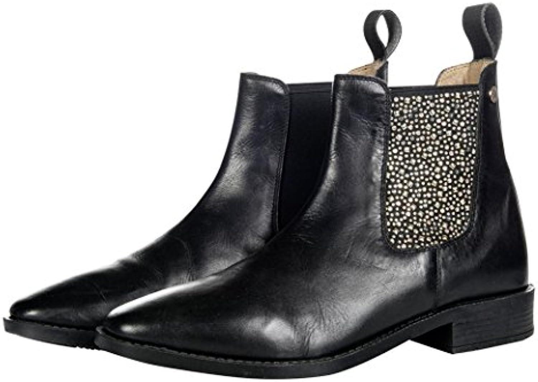 HKM Botines Siena, 9100 schwarz, 37  Zapatos de moda en línea Obtenga el mejor descuento de venta caliente-Descuento más grande