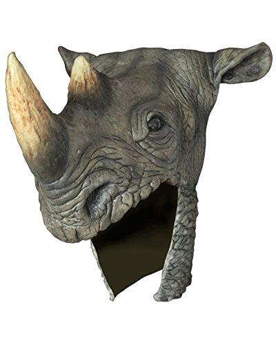 Generique - Nashorn-Helm für Erwachsene
