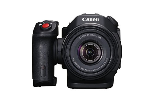 Canon XC15 4K Compact Camcorder - Black
