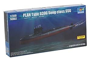 Trumpeter 04599-Maqueta de Plan Type 039g Song Class SSG