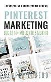 Pinterest Marketing: 80k to 14+ Million in 3 Months (English Edition)