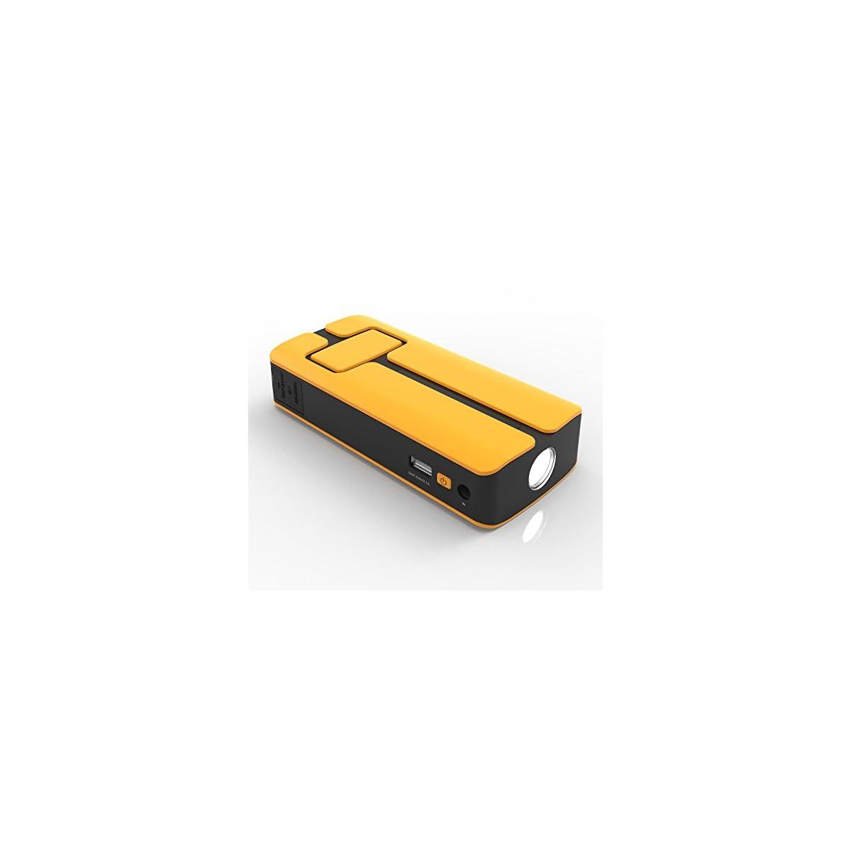 41dEbGYDd0L. SS1200  - MAXOAK Jump Starter Batería Externa de Emergencia para para Arranque de Coche
