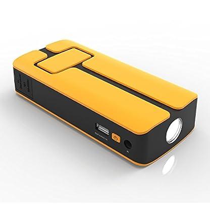 MAXOAK Jump Starter Batería Externa de Emergencia para para Arranque de Coche