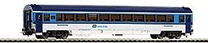 Piko 57649schnellzug Carro Rail Jet, Clase 2, CD, EP. Vi, Vehículo de Carril