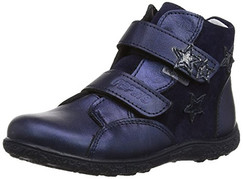 Ricosta Abby, Bottes fille Bleu (Royal/Nautic Blue)