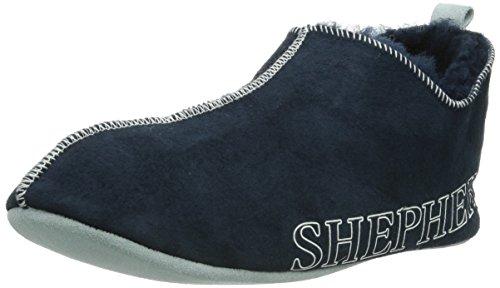 Shepherd LENNART SLIPPER, Pantofole basse Uomo, Blu (Blau (NAVY 70)), 43